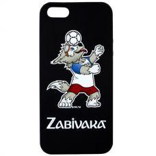 Чехол для iPhone 2018 FIFA WCR Zabivaka 1 для Appl…
